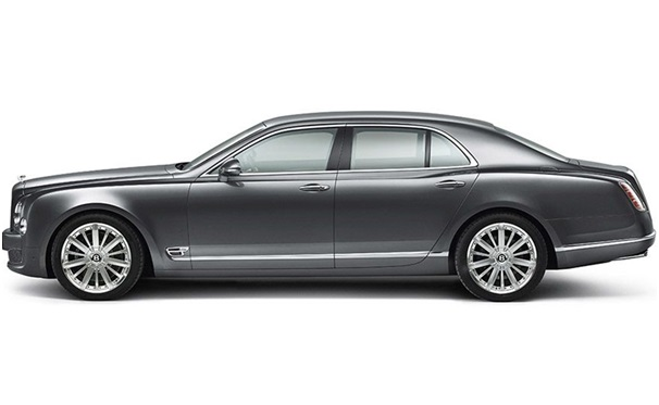 Bentley Mulsanne: Marking the End of an Era!