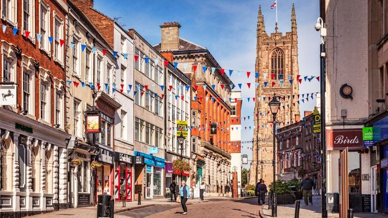 Five cheapest places to purchase property in Derbyshire and Nottinghamshire